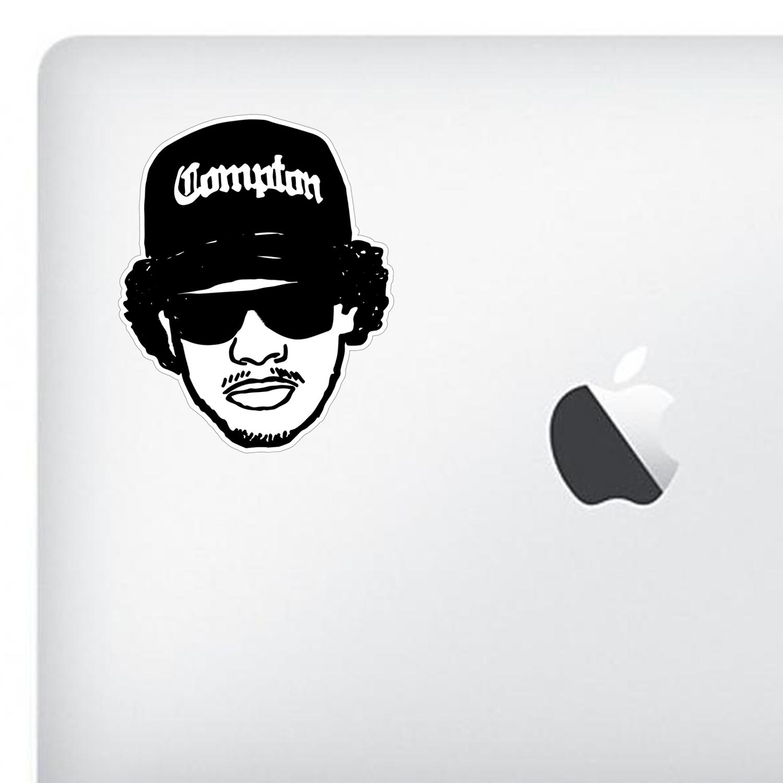 Image : Stickere laptop model 4